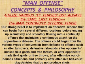 1 Last Phase is Continuity Offense