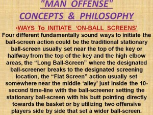 9 Ways to Initiate On-Ball Screens