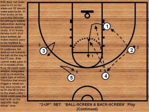 Ballscreen and Backscreen  2 of 3